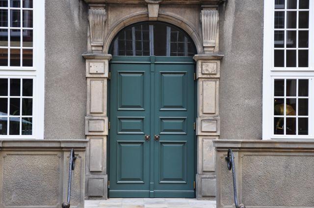 drzwi historyczne na ul.Mariackiej