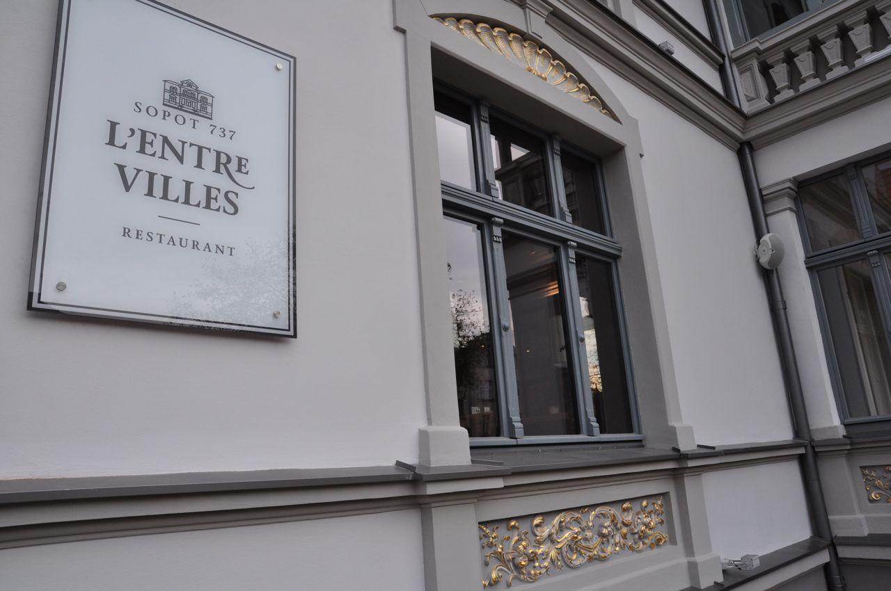 Restauracja L'entre Villes