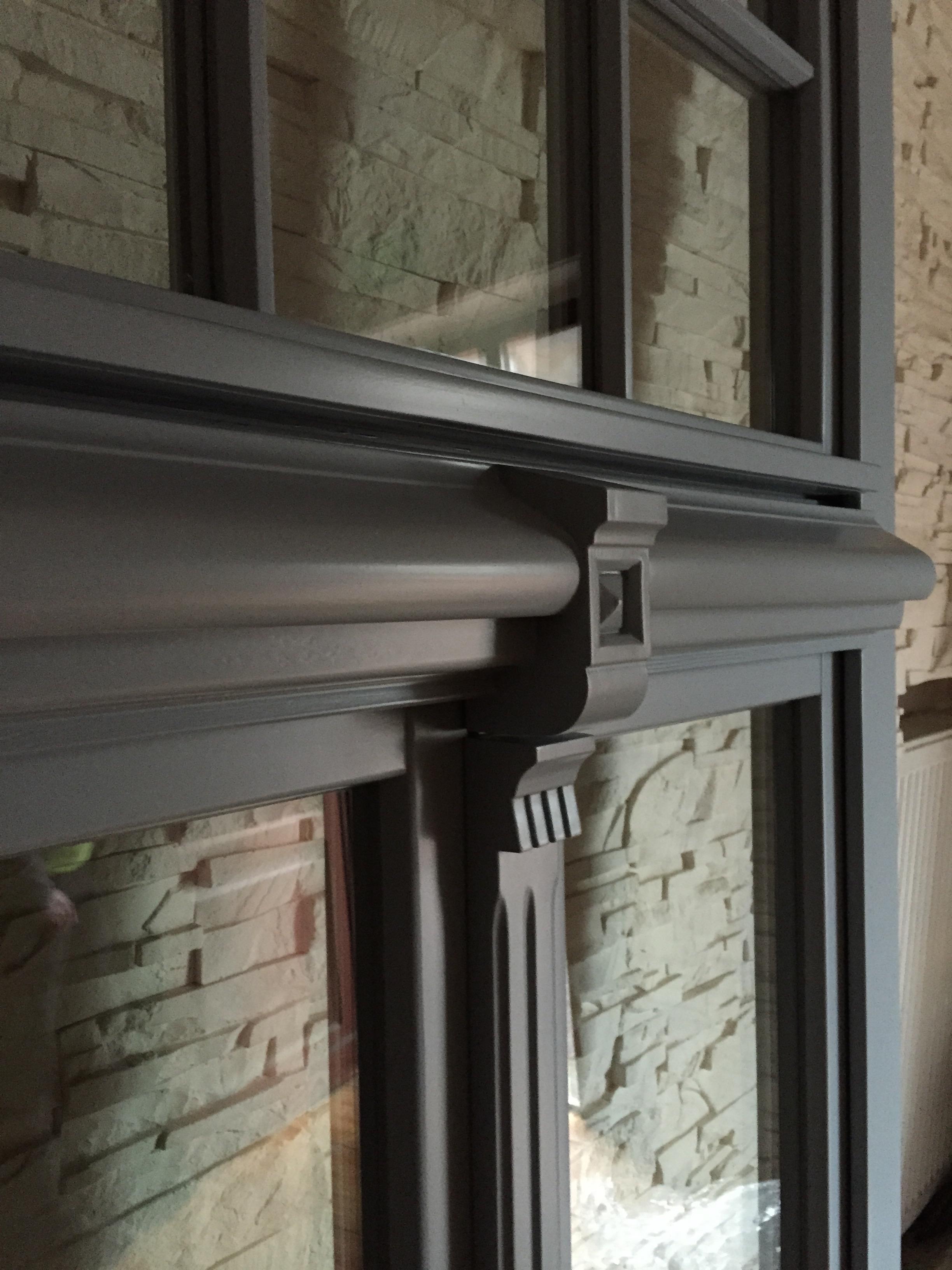 okno modelowe ślemię