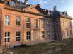Dostawa i montaż okien w pałacu w Gładyszach
